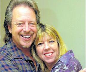 Derek and Yvonne Sheppard